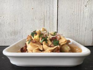 Pastamaniac - Pasta mit Spargel und Südtiroler Speck