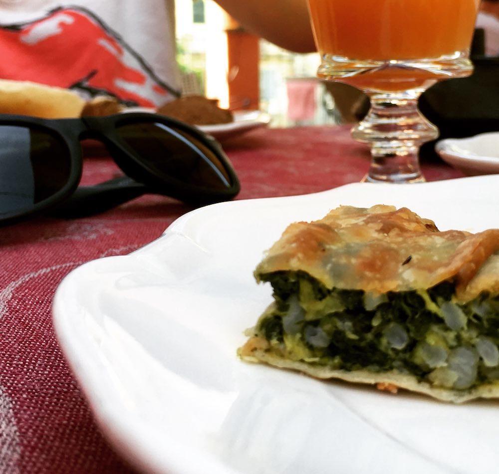 Pastamaniac: Relais del Maro, Ligurien, Italien, Greenpearls, Frühstück