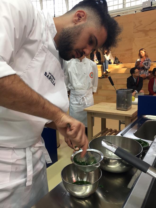 Pasta World Championship 2017: Tag 2