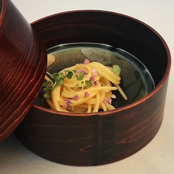 Pasta World Championship: Pasta Pomodore auf japanische Art