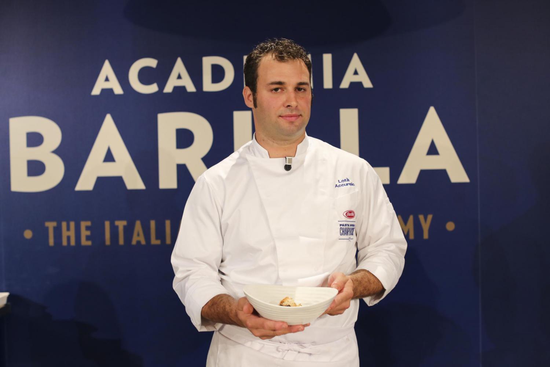 Pasta World Championship 2017: Accursio Lotà aus den USA