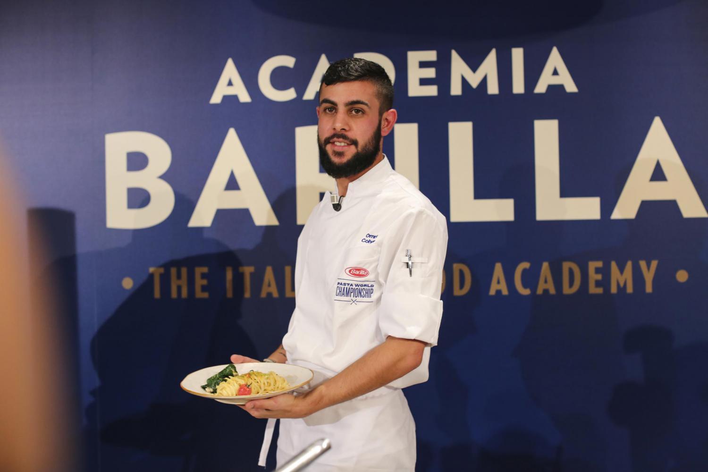 Pasta World Championship 2017: Omri Cohen aus Israel
