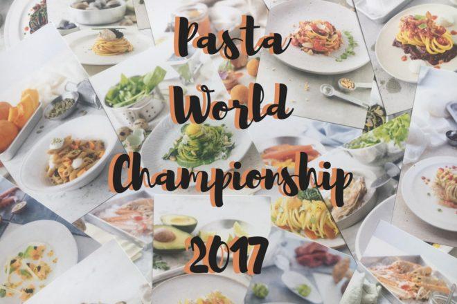 Pasta World Championship 2017 von Barilla