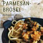 Vegetarisches Nudel-Rezept für Spaghetti mit Mangold und Parmesan-Bröseln